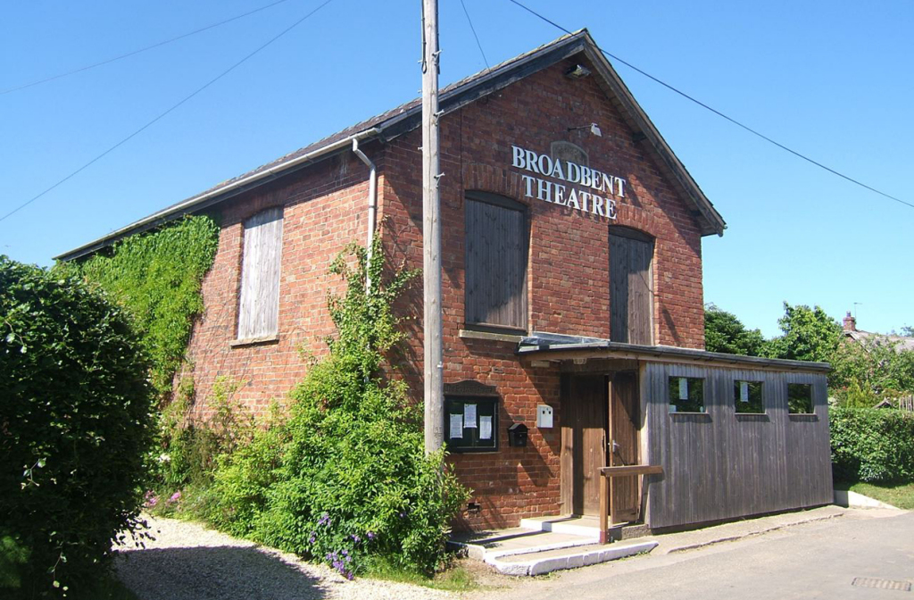 Broadbent Theatre, Wickenby, Lincolnshire